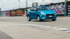 Nuova Hyundai i10: la nostra prova su strada