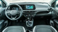 Nuova Hyundai i10: la plancia