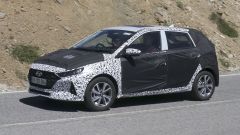 Nuova Hyundai i20 2020: 3/4 anteriore