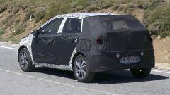 Nuova Hyundai i20 2020: 3/4 posteriore