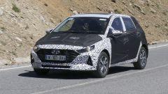 Nuova Hyundai i20 2020: frontale