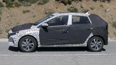 Nuova Hyundai i20 2020: laterale