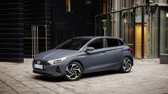 Nuova Hyundai i20: 3/4 frontale