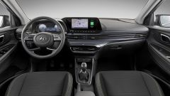 Nuova Hyundai i20: interni