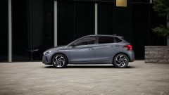 Nuova Hyundai i20: laterale