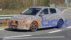 Nuova Hyundai i20 N al Nurburgring