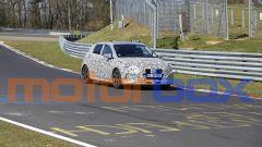 Nuova Hyundai i20 N nei test al Nurburgring