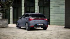 Nuova Hyundai i20: posteriore