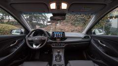Nuova Hyundai i30 2017, gli interni