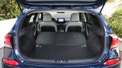 Nuova Hyundai i30 2017, il bagagliaio è cresciuto di qualche litro e arriva a 395 litri