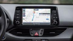 Nuova Hyundai i30 2017, il navigatore ha le mappe aggiornate gratis a vita