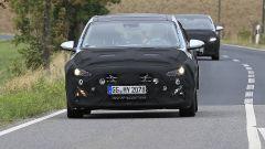 Nuova Hyundai i30: l'anteriore