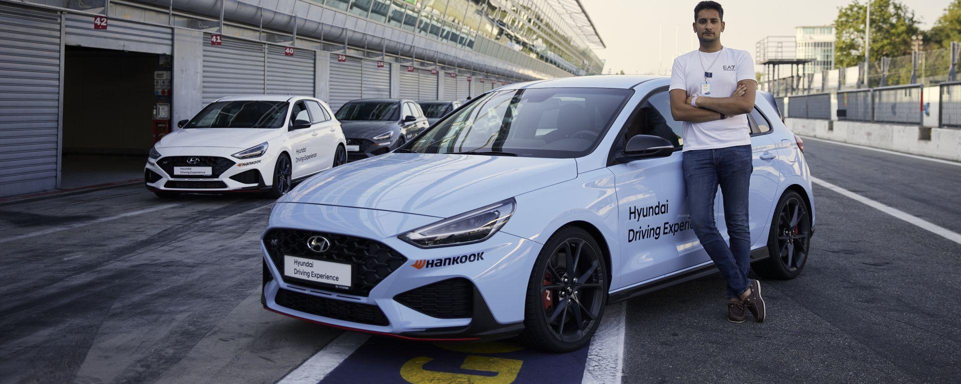 Nuova Hyundai i30 N hatchback