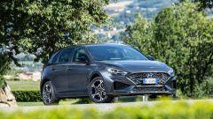 Nuova Hyundai i30: più affilata e tecnologica. La prova video - Immagine: 15