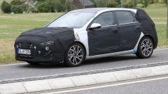 Nuova Hyundai i30: vista 3/4 anteriore
