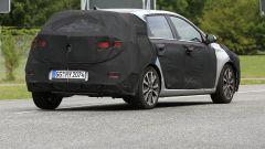 Nuova Hyundai i30: vista 3/4 posteriore