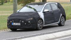 Nuova Hyundai i30: vista frontale