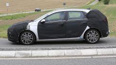 Nuova Hyundai i30: vista laterale