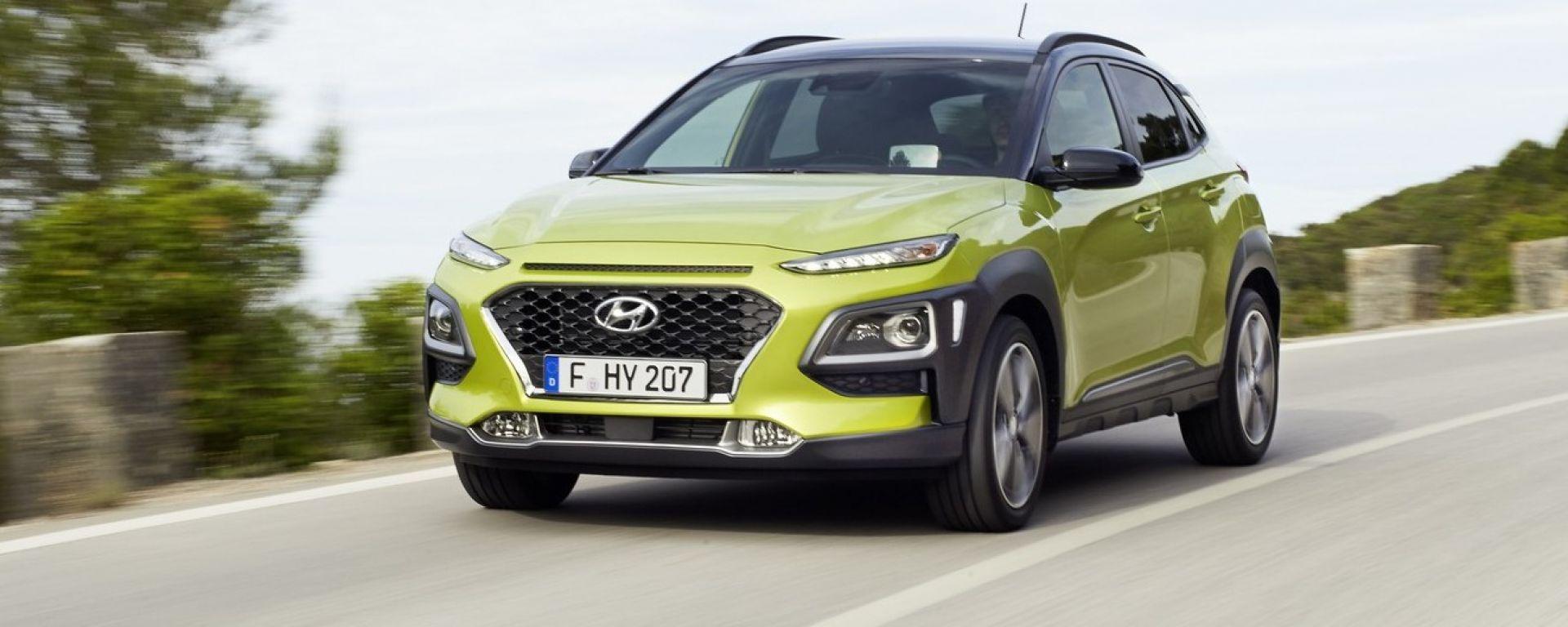 Hyundai Kona: ecco il suv di Iron-man [Video]