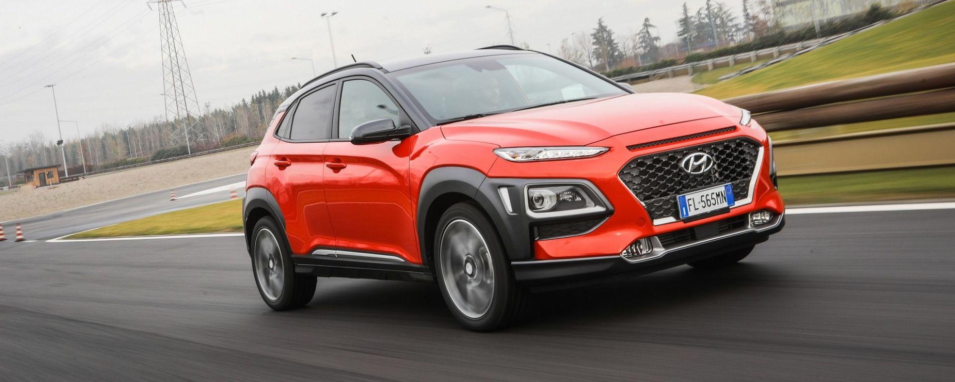 Nuova Hyundai Kona 2018