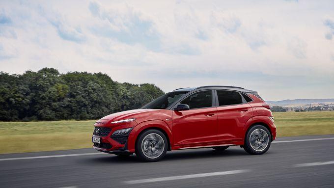 Nuova Hyundai Kona 2021: anche in versione ''pepata'' N Line