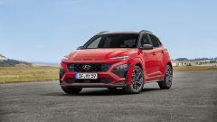 Nuova Hyundai Kona 2021: la versione sportiva Kona N Line
