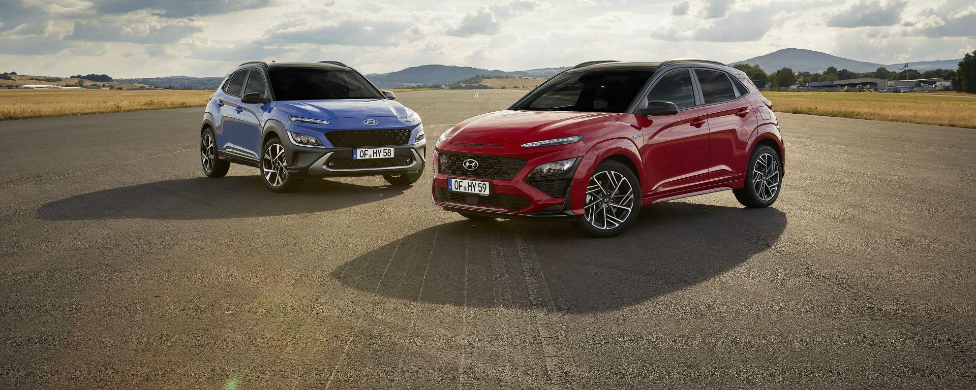 Nuova Hyundai Kona 2021: svelata ufficialmente dalla Casa coreana