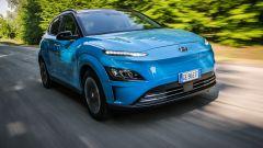 Hyundai Kona Electric 2021: prova del SUV 100% elettrico. Video