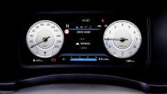 Nuova Hyundai Kona Hybrid: il quadro strumenti digitale da 10,25
