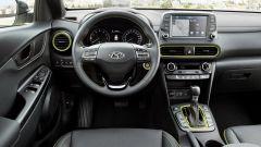 Nuova Hyundai Kona: interni