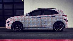 Hyundai Kona N, hot SUV in avvicinamento. Prime foto - Immagine: 4