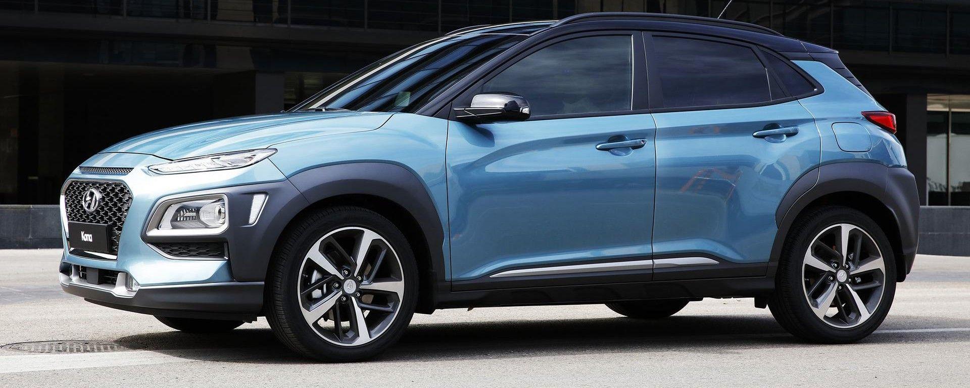 Nuova Hyundai Kona: offerta lancio fino al 31 dicembre