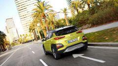 Nuova Hyundai Kona: posteriore