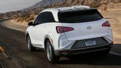 Nuova Hyundai Nexo: anche dietro fari a LED