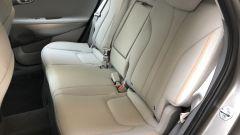 Nuova Hyundai Nexo: il divanetto posteriore, buona abitabilità anche dietro