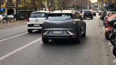 Nuova Hyundai Nexo: più agile e confortevole del previsto nel traffico