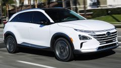 Nuova Hyundai Nexo: stile originale con fari full LED e grande calandra