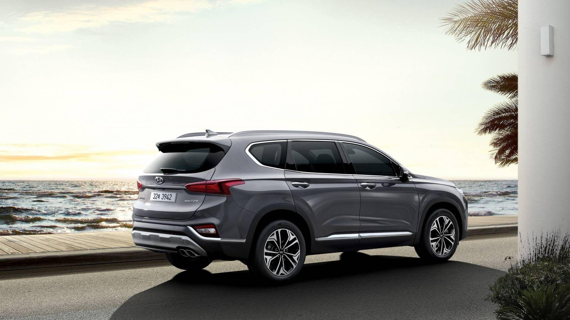 Nuova Hyundai Santa Fe Interni Motori Prezzi Del Suv A