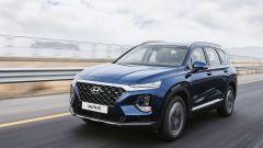 Nuova Hyundai Santa Fe: in video dal Salone di Ginevra 2018 - Immagine: 19