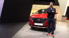 Nuova Hyundai Santa Fe: in video dal Salone di Ginevra 2018 - Immagine: 1