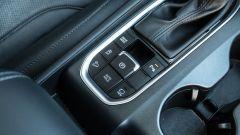 Nuova Hyundai Santa Fe 2019: il freno a mano elettrico
