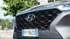 Nuova Hyundai Santa Fe 2019: la calandra