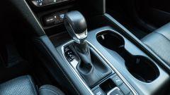Nuova Hyundai Santa Fe 2019: la leva del cambio automatico