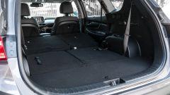 Nuova Hyundai Santa Fe 7 posti: la capacità massima del bagagliaio