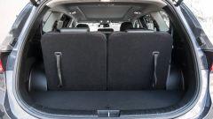 Nuova Hyundai Santa Fe 7 posti: la capacità minima del bagagliaio
