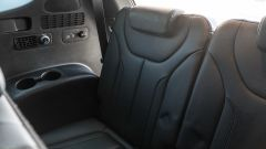 Nuova Hyundai Santa Fe a 7 posti: l'ultima fila di sedili