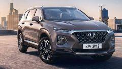 Nuova Hyundai Santa Fe: nuove immagini e video - Immagine: 3