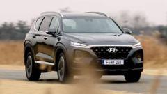Nuova Hyundai Santa Fe: nuove immagini e video - Immagine: 2