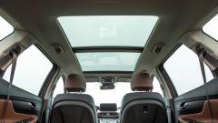 Nuova Hyundai Santa Fe: il tetto panoramico