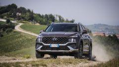 Nuova Hyundai Santa Fe PHEV: 6 profili di guida di cui 3 per l'off-road